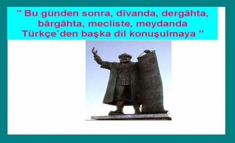 Türkçe En Çok Konuşulan 5.Dil.