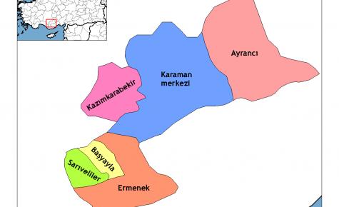 Türkiye Genelinde Kaç Karamanlı Var?