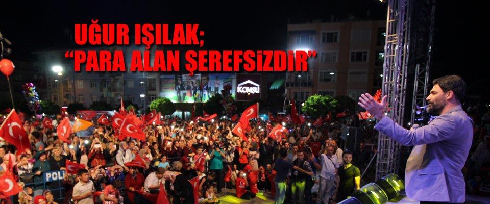UĞUR IŞILAK AKTEKKE#039;de