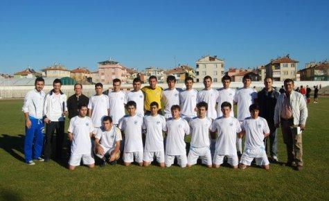 Üniversiteler Arası Futbul Turnuvası Karamanda