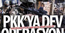 Teröristlerin kaçırdığı polis memuru kurtarıldı