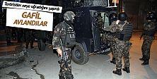 İstanbul#039;da terör örgütü operasyonları