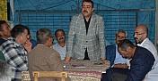 MHP Ayrancı'da Seçim Çalışması Yaptı