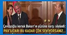 Çavuşoğlu'ndan Avrupa'ya PKK/YPG eleştirisi