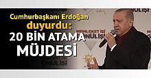 Erdoğan'dan Etimesgut'ta dikkat çeken mesajlar