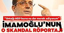 """""""Kürt Sorunu"""" ve İmamoğlu"""