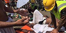 Hac#039;da izdiham faciası: En az 753 ölü