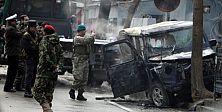 Kabil#039;de Türk Timine saldırı: 1 şehit