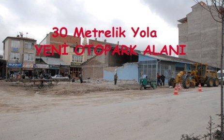 Yeni Otopark Alanı