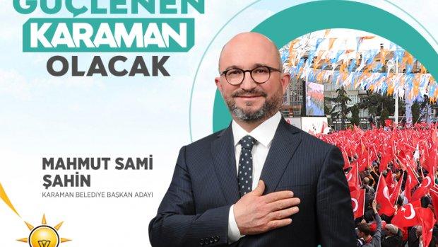 Karaman Yerel Seçim AK Parti