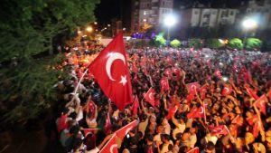 Karaman'da Millet Ayağa Kalktı
