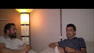 Kazım Nas Avrupa Şampiyonası Öncesi Karaman24.Com Un Konuğu Oldu
